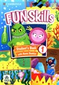 Fun Skills 1 Student's Book with Home Booklet and Downloadable Audio buy polish books in Usa