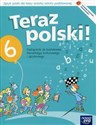 Teraz polski 6 Podręcznik do kształcenia literackiego, kulturowego i językowego + O świętach Szkoła podstawowa buy polish books in Usa