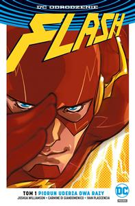 Flash Tom 1 Piorun uderza dwa razy polish usa
