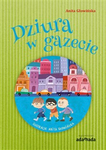Dziura w gazecie buy polish books in Usa