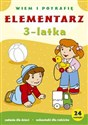 Elementarz 3-latka  polish books in canada