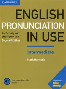 English Pronunciation in Use Intermediate Experience with downloadable audio Bookshop
