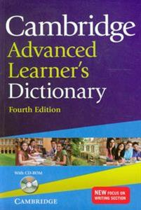 Advanced Learner's Dictionary with CD-ROM polish books in canada