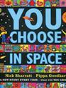 You Choose in Space Polish bookstore