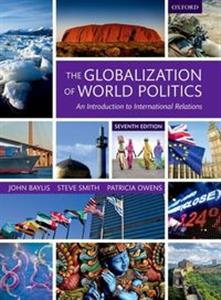Globalization of World Politics An Introduction to International Relations