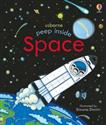 Peep inside Space books in polish