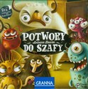 Potwory do szafy Gra polish books in canada