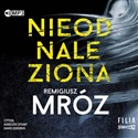 CD MP3 Nieodnaleziona seria z damianem wernerem Tom 1  - Remigiusz Mróz