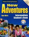 New Adventures Intermediate Student's Book Gimnazjum to buy in USA