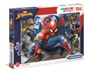 Puzzle Supercolor Spider-Man 104 buy polish books in Usa