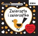 Książeczki kontrastowe Zwierzęta i zwierzątka  Polish Books Canada