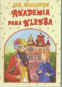 Akademia Pana Kleksa books in polish