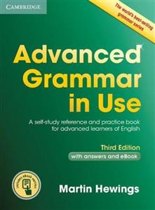 Advanced Grammar in Use Book with Answers and eBook to buy in Canada