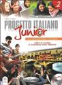 Progetto Italiano Junior 2 Podręcznik + CD Gimnazjum - Polish Bookstore USA
