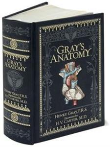Gray's Anatomy: Barnes & Noble Collectible Editions - Polish Bookstore USA