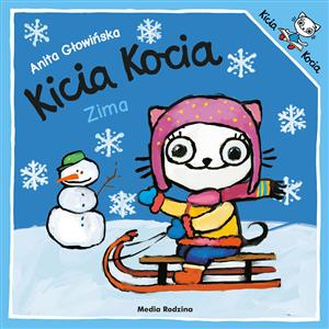 Kicia Kocia Zima in polish