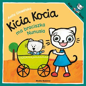 Kicia Kocia ma braciszka Nunusia to buy in USA