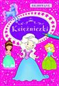 Kolorowanki Księżniczki  books in polish