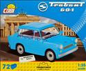 Cars Trabant 601 72 klocki buy polish books in Usa