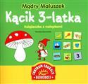 Mądry Maluszek Kącik 3-latka Książeczka z nalepkami  Canada Bookstore