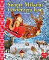 Święty Mikołaj i zwierzęta lasu  bookstore