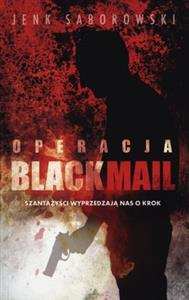 Operacja Blackmail  books in polish