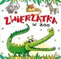 Zwierzątka w zoo  buy polish books in Usa