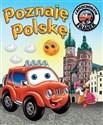 Poznaję Polskę Samochodzik Franek  books in polish