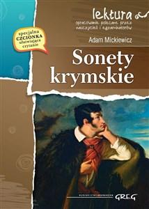 Książki Podobne Do Sonety Krymskie Wydanie Z Opracowaniem