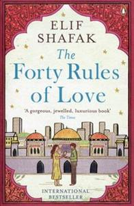 The Forty Rules of Love bookstore