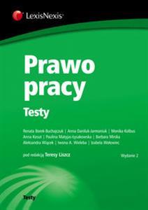 Prawo pracy Testy  - Polish Bookstore USA