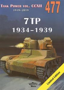 7TP 1934-1939. Tank Power vol. CCXII 477