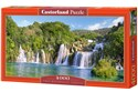 Puzzle Krka Waterfalls, Croatia 4000 chicago polish bookstore