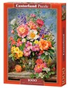 Puzzle 1000 June Flowers in Radiance C-103904 Polish bookstore