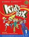 Kid's Box 1 Pupil's Book - Caroline Nixon, Michael Tomlinson