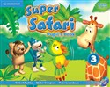 Super Safari 3 Pupil's Book + DVD - Herbert Puchta, Günter Gerngross, Peter Lewis-Jones