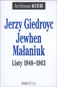 Listy 1948-1963 books in polish