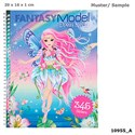 Zestaw z naklejkami dress me up fantasy model 10955A polish usa