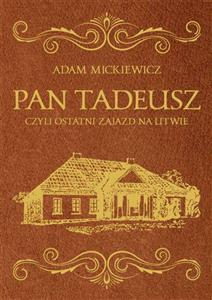 Pan Tadeusz to buy in USA