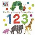 The Very Hungry Caterpillar's 123 - Polish Bookstore USA