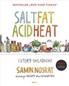 SALT FAT ACID HEAT. Cztery składniki online polish bookstore