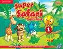 Super Safari 1 Pupil's Book + DVD - Herbert Puchta, Günter Gerngross, Peter Lewis-Jones