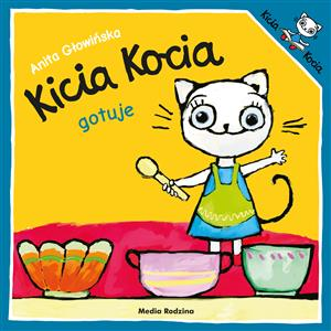 Kicia Kocia gotuje in polish