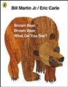 Brown Bear, Brown Bear, What Do You See? polish books in canada
