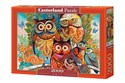 Puzzle Owls 2000 Polish bookstore