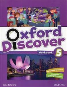 Oxford Discover 5 Workbook books in polish
